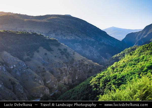 Europe - Kosovo - Prizren - Historic city located on banks of Prizren Bistrica river & on slopes of Šar Mountains