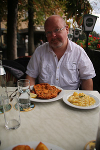 Weiner Schnitzel with Potato Salad!