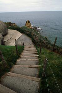 Fortified Coastline