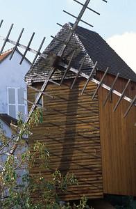 Windmill in Monmartre, Paris