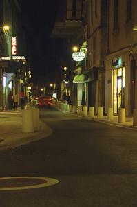 Street Scene in Avignon