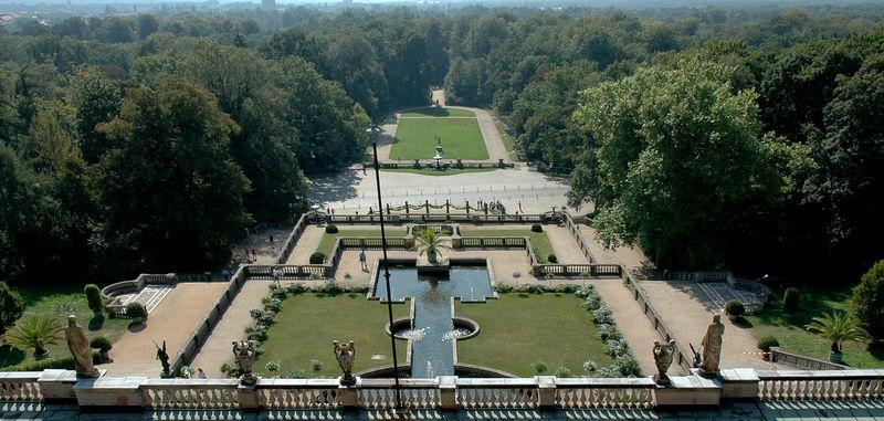 Orangarie at Potsdam