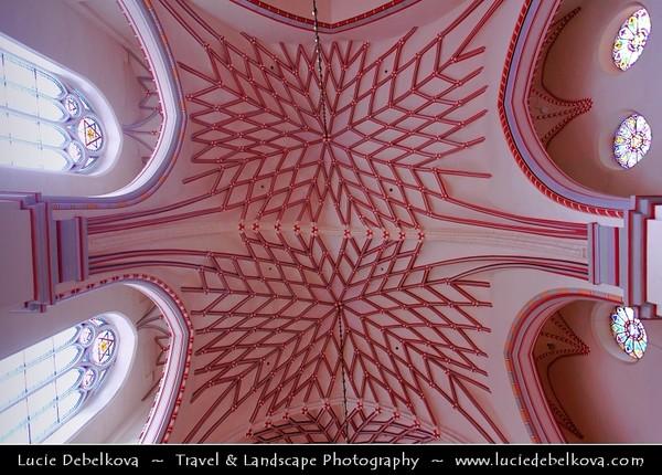 Europe - Latvia - Riga - Rīga - Capital and largest city of Latvia - Riga's historical centre - UNESCO World Heritage Site