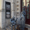 Fado restuarant musicians are a tradition in Lisbon