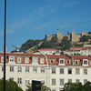 Castelo dos Mouros (Castle of the Moors), on hilltop in Lisbon