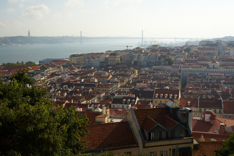 From the Sao Jorge Castle