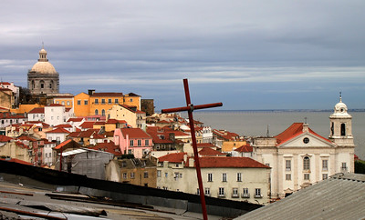 Lisbon by Rooftop Lisbon By: Kimberly Marshall