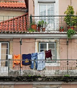 """Laundry of Lisbon Lisbon By"""" Kimberly Marshall"""