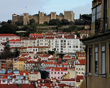 Castelo Lisbon By: Kimberly Marshall Lisbon