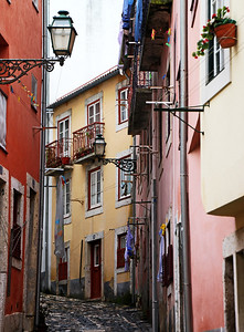 Alley of Lisbon Taken By: Kimberly Marshall