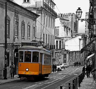 Lisbon Trolley RBW Lisbon By: Kimberly Marshall