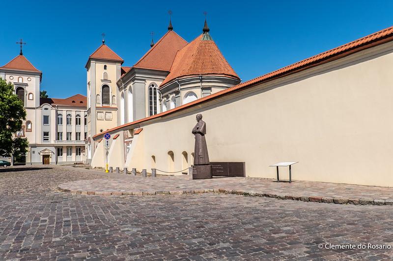 Guest House of Kaunas Archdiocese, Kaunas, Lithuania