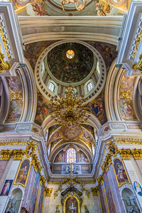 Inside St. Nicholas Church