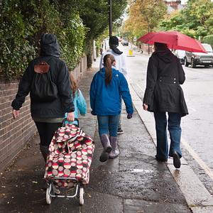 London - Family October - 2010