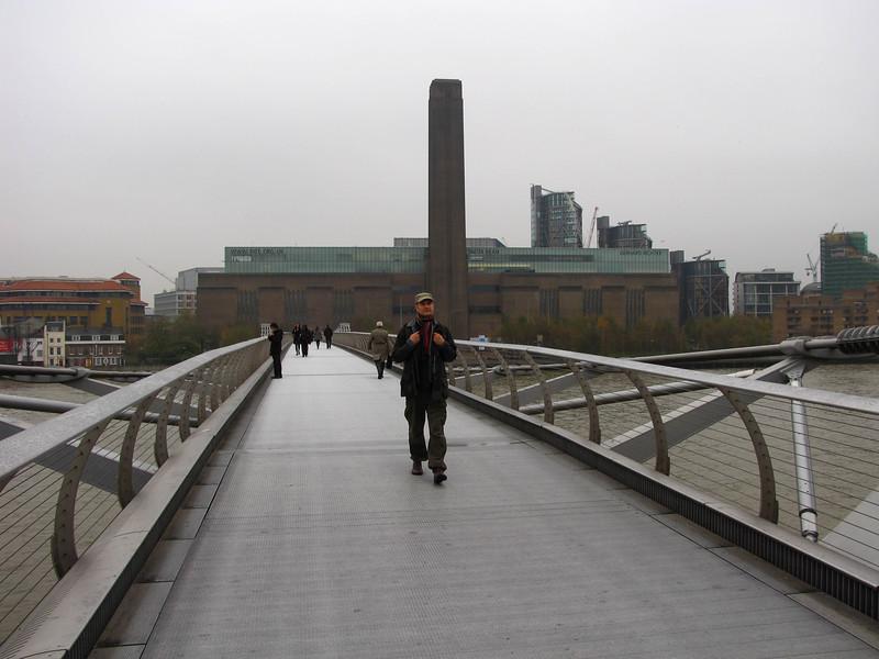 Millennium Bridge & Tate Modern