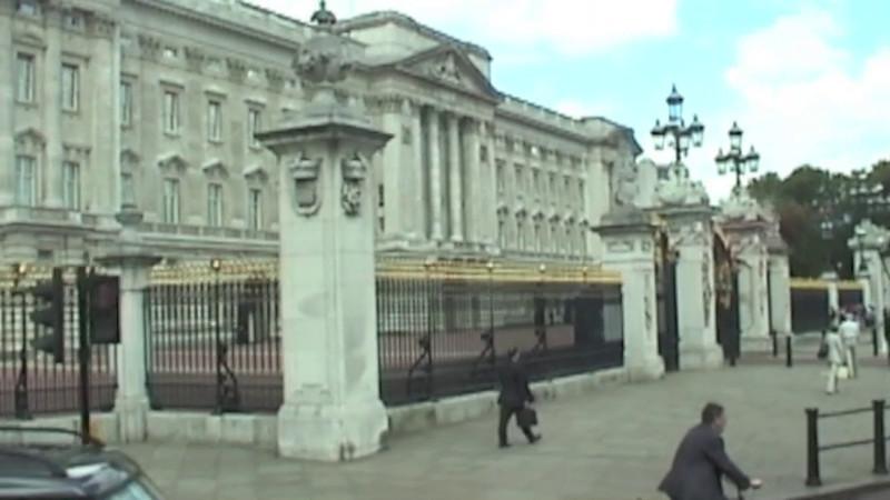 London Bus Tour 2002