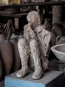 Obligatory visit to Pompeii