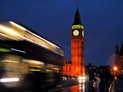 Big Ben and Parliment, London