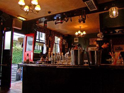 Grenadier Pub, London
