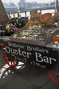 English Oyster Bar London By: Kimberly Marshall