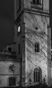 London at Night - Small Church