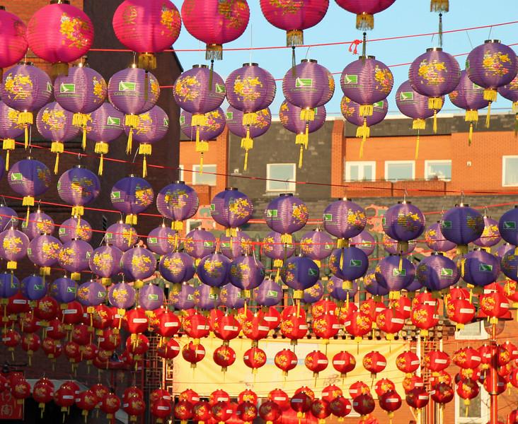 Chinatown Lanterns<br /> London<br /> By: Kimberly Marshall