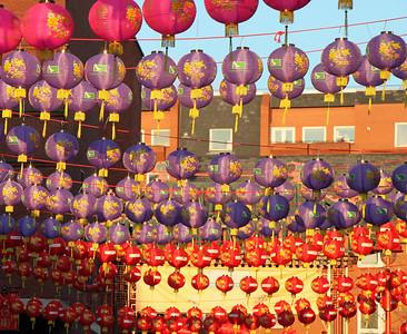 Chinatown Lanterns London By: Kimberly Marshall