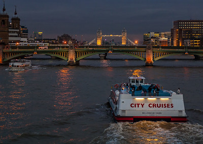 Millinnium Dawn Cruise