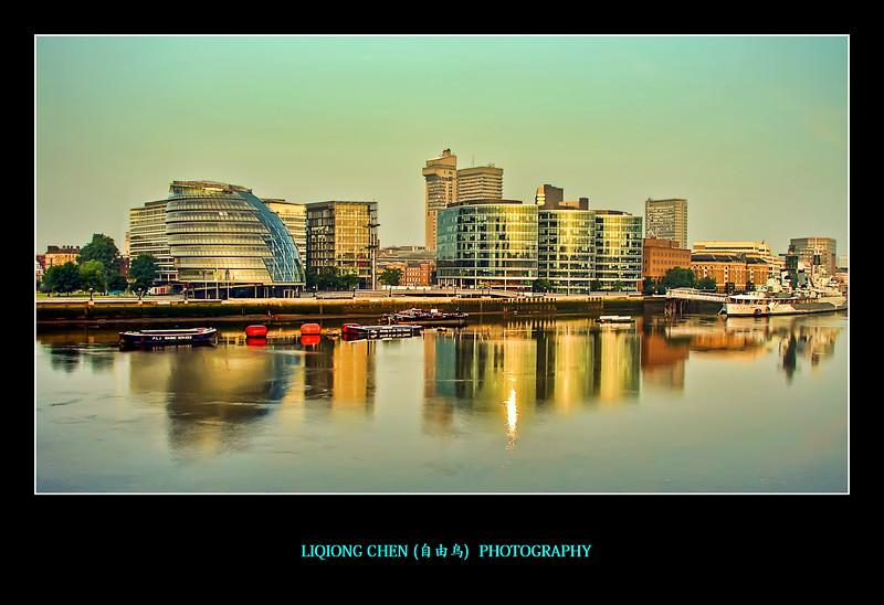 久远的记忆,英国伦敦