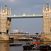 Some great views of the tower bridge. Despite its age, it still functions