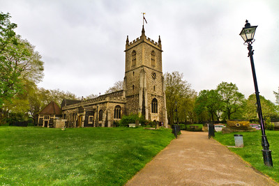 St Dunstans and All Saints Stephney Church