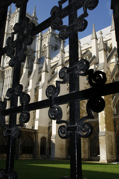 Gate to Westminster<br /> London<br /> By: Kimberly Marshall