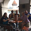 At the Rathaus Brauerei