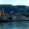 The Reuss River, in Luzern.