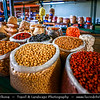 Europe - Macedonia - Skopje - Скопје - Historical City Center - Old Bazaar - Стара чаршија - Stara čaršija - One of oldest & largest marketplaces in Balkans - Traditional market with local products