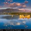 Europe - Macedonia - Debar- Дебaр - Debar Lake - Дебарско Езеро - Debarsko Ezero - Artificial lake created between 1966 - 1968