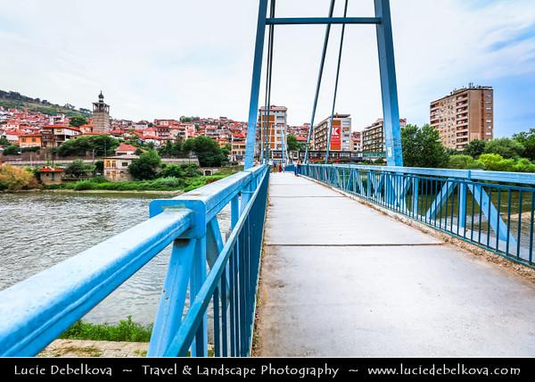 Europe - Macedonia - Veles - Historical town on shores of Vardar river