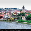 Europe - Macedonia - Veles - Historical town on shores of Vardar river