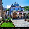 Europe - Macedonia - Osogovo Monastery - Осоговски Манастир - Osogovski Manastir - Macedonian Orthodox monastery near Kriva Palanka founded in 12th century - One of most beautiful monasteries in Macedonia hidden in tranquility and lush forests