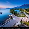 Europe - Macedonia - Monastery of Saint Naum - Манастир