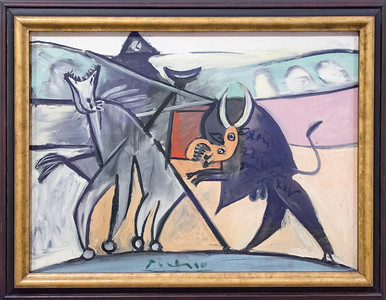 Picasso: Bullfight