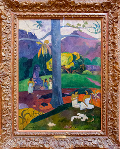 Gauguin: Mata Mua (In Olden Times)
