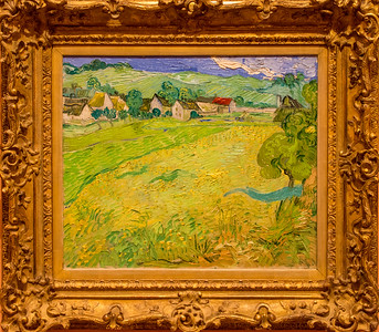 "Van Gogh: ""Les Vessenots"" in Auvers"