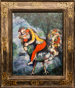 Chagall: The Cock