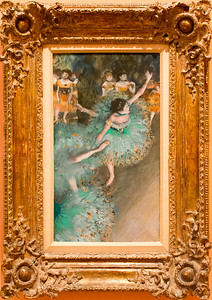 Degas: Swaying Dancer (Dancer in Green)