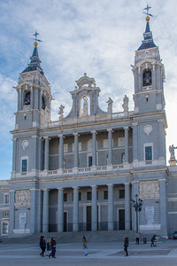 Cathedral of Santa Maria la Real de la Almudena