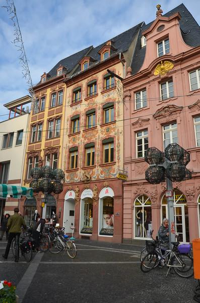 Christmas Market, Mainz
