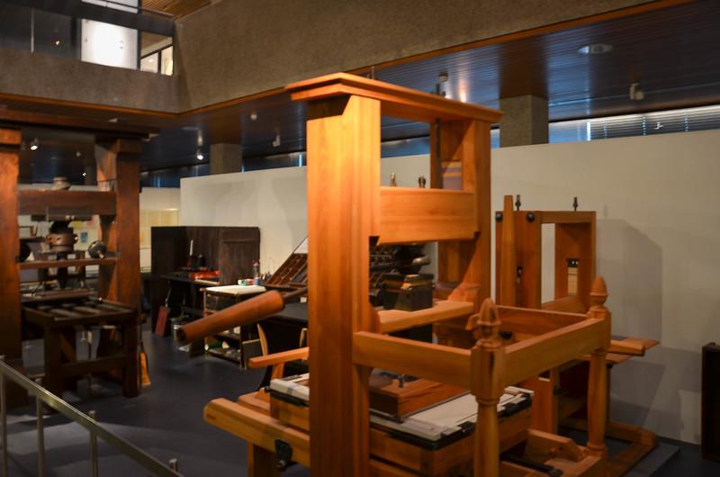 Gutenberg Museum, Mainz