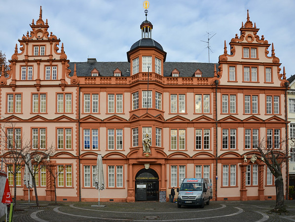 Mainz, Germany 2012
