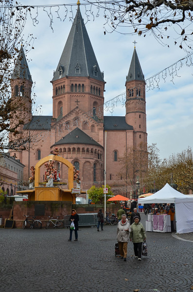 Cathedral, Mainz